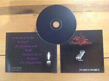 CULT OF VAMPYRISM - Fenomenologia CD - MINT Black Doom
