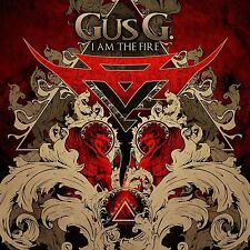 GUS G. - I AM THE FIRE: CD ALBUM (March 17th 2014)