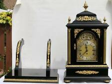 Other Wood 8-Day Antique Clocks