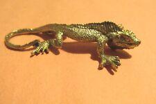 Pewter Lizard  Figurine