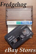 SONY P5-90 HIGH QUALITY Video8 / 8mm / Hi8 VIDEO CAMCORDER TAP E/ CASSETTE