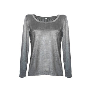 Women's T-Shirt Blouse Long Sleeve Pullover Crew Neck Slim Casual Tunic Tops