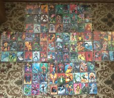 1992 Marvel Masterpieces Trading Cards Base Set 1-99 NM (no #100)