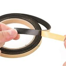 2M Adhesive Polyethylene Waterproof Draught Excluder Door Seal Strip Tape Roll
