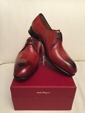 Salvatore Ferragamo 菲拉格慕 Special Edition shoes Amalfi 9 EEE UK/10 US/43EU