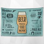 Vintage Beer Festival Banner Wall Hanging Bar Wine Cellar Cafe Parties Decor photo