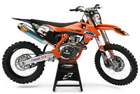 Custom MX Graphics Kit: KTM SX SXF EXC EXCF XC XCW 125-500 - DOB