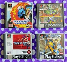 USED - JOB LOT of 4 FIGHTING games - for PLAYSTATION 1 (PAL version) - Soulblade