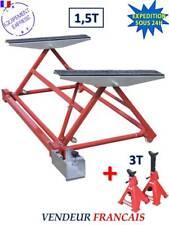 MINI PONT MOBILE BASCULANT pour Levage Auto 1500 kg+ Paire de chandelles 3T