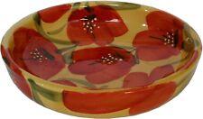Dish Tapas Bowl 18 x 5 cm Traditional Spanish Handmade Ceramic Pottery