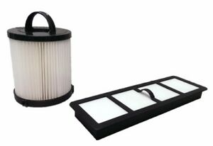 Filter Kit Bundle DCF21  EF6 HEPA Exhaust Filter for EUREKA Vacuum 68931A, 69963