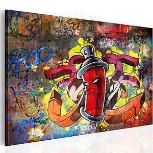 Deko Wandtattoos Wandbilder Mit Graffiti Gunstig Kaufen Ebay