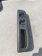 Skoda Octavia 98-05 Driver Electric Window Switch 0000373283