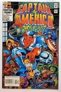 Captain America #434 (Dec 1994, Marvel) FN/VF