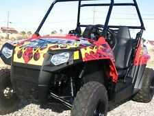 AMR RACING GRAPHICS POLARIS RZR 800 RZRS STICKER KIT OR