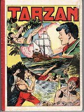 TARZAN NOUVELLE SERIE RELIURE 1 ( 1 à 12)  année 1953 RARISSIME
