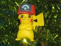 Mini Pikachu Pokemon Christmas Figure Ornament