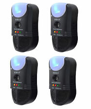 Ultrasonic Pest Control Repeller [4 Pack] Plug In Indoor Repellant FAST SHIP!!!