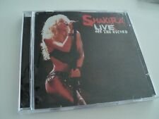 Shakira Live & Off The Record CD/DVD - Excellent Condition!