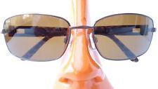 Sonnenbrille dezent Frauen kupferbraun Musterbügel Erdtöne Rodenstock sunglasses