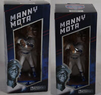 2 MLB Los Angeles Dodgers LA Manny Mota Bobbleheads