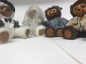 Raikes Bear Lot Bride/Groom/Bedtime/?