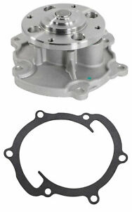 Water Pump Fit 05-17 Buick Cadillac Chevrolet GMC Pontiac Saturn 2.8 3.0 3.6 New
