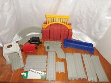 Lionel Little Lines Plastic Train Lot of Parts and Pieces
