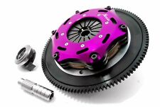 Xtreme 184mm Rigid Ceramic Twin Plate Clutch Kit Incl Flywheel - Civic EP3 K20