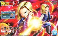 Bandai Figura Rise Standart Dragon Ball Z - Android 18 VERS.2 - Modelo Conjunto