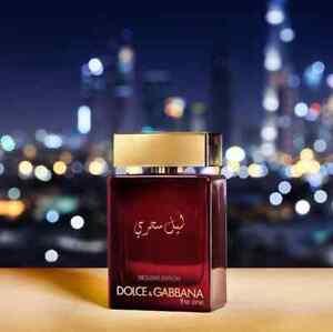 DOLCE & GABBANA The One Mysterious Night Perfume MEN Spray 3.4 Or 5 Oz ليل سحري