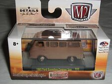 M2 Machines Auto Projects Release 40 1965 Ford Econoline Camper Van LE 1/3880
