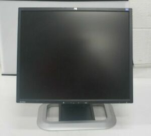 """HP LP1965 19"""" LCD Flat Screen Monitor Excellent Condition"""