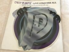 Deep Purple (vinyl picture disc) Love Conquers All (NEW unplayed 1990 rock)
