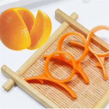 10x Finger Open Peeler Parer für Orangenschalen-Küchenhelfer Kochwerkzeug BOD