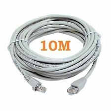 ETHERNET CABLE RJ45 NETWORK FAST INTERNET LEAD PREMIUM SPEED CAT5E 10 - 30 METER