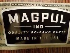Magpul Authentic Sticker  DEVRU