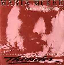 """MARIA MCKEE - Show Me Heaven (7"""") (VG/VG+)"""