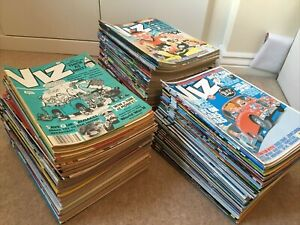 VIZ COMICS massive collection of 114 issues - all excellent - select your issues