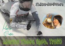 Marion Thees/Marion rutina: WM 1.2009.2011,2012 skeleton ger