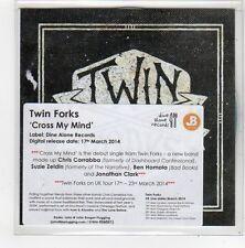 (FN701) Twin Forks, Cross My Mind - 2014 DJ CD