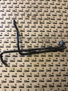 94-98 DODGE RAM 12V CUMMINS diesel steel heater water lines