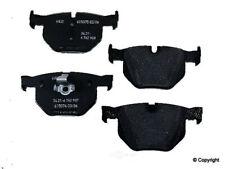Disc Brake Pad Set Rear WD Express 520 06831 001