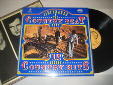 Jiri Brabec & The Country Beat - play 12 Golden Country Hits    Vinyl  LP