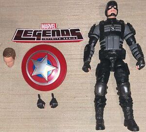Marvel Legends Gamerverse Joe Fixit BAF Build A Figure Series Captain America