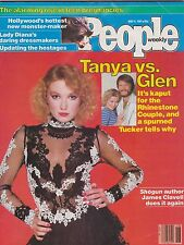 MAY 4 1981 PEOPLE magazine (UNREAD - NO LABEL) - TANYA TUCKER - GLEN CAMPBELL