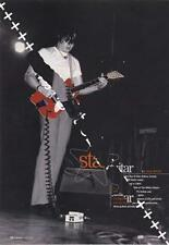 White Stripes UK 'Guitarist' Poster