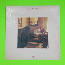 PAUL WILLIAMS Just An Old Fashioned Love Song SP4327 LP Vinyl VG+ Cover Shrink