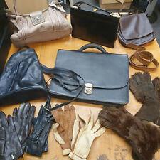Handbags / Gloves Joblot