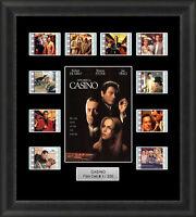 Casino (1995) 35mm Film Cells Movie Cell Filmcells Presentation